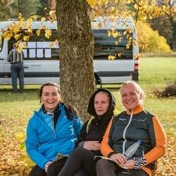 46. Saaremaa kolme päeva jooks - Anni Adamson (133), Eve Härm (374)