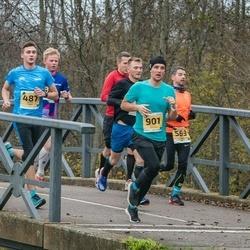 46. Saaremaa kolme päeva jooks - Ott Viirmann (68), Mihkel Trees (487), Arles Taal (563), Martin Veisman (901)