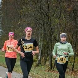 46. Saaremaa kolme päeva jooks - Kadi Ruut (254), Anna Kuleshova (351)
