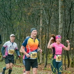 46. Saaremaa kolme päeva jooks - Ave Toomingas (67), Olari Paas (235), Arnis Sulmeisters (301)