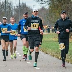 46. Saaremaa kolme päeva jooks - Mattias Eisen (153), Aarne Hõbelaid (171), Mari-Liis Valma (557), Mart Salusaar (631)