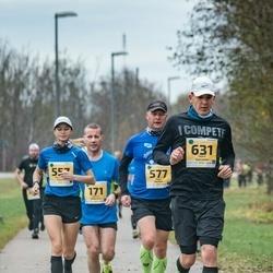 46. Saaremaa kolme päeva jooks - Aarne Hõbelaid (171), Mari-Liis Valma (557), Mart Salusaar (631)