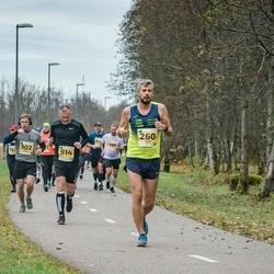46. Saaremaa kolme päeva jooks - Margo Engel (260), Martin Pajussaar (302), Andre Käen (914)
