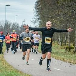 46. Saaremaa kolme päeva jooks - Martin Pajussaar (302), Andre Käen (914)