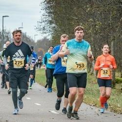 46. Saaremaa kolme päeva jooks - Kristin Arm (32), Caspar Tubarik (275), Alari Leevit (753)