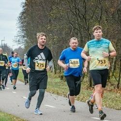 46. Saaremaa kolme päeva jooks - Caspar Tubarik (275), Margus Trees (488), Alari Leevit (753)