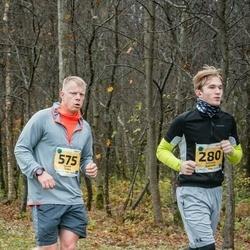 46. Saaremaa kolme päeva jooks - Niklass Kalninš (280), Agnese Gaile (424)