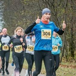 46. Saaremaa kolme päeva jooks - Annika Veimer (28), Koit Pruunlep (306), Katrin Tänav (397)