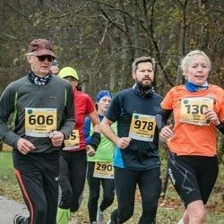 46. Saaremaa kolme päeva jooks - Soile Sild (130), Lembit Nokkur (606), Artjom Vakulenko (978)