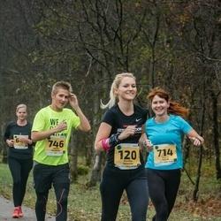 46. Saaremaa kolme päeva jooks - Annika Veisson (120), Maris Talvik (714), Valdo Aedmäe (746)