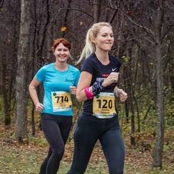46. Saaremaa kolme päeva jooks - Annika Veisson (120), Maris Talvik (714)