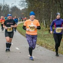 46. Saaremaa kolme päeva jooks - Agnes Pärnamägi (12), Inge Reiman (193), Kristiina Jõgi (224)