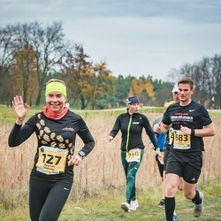 46. Saaremaa kolme päeva jooks - Dagmar Vlassov (127), Aap Allmägi (683)
