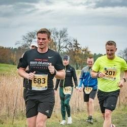 46. Saaremaa kolme päeva jooks - Egert Akenpärg (201), Aap Allmägi (683)