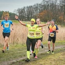 46. Saaremaa kolme päeva jooks - Kristjan Kokk (47), Arnis Sulmeisters (301), Riina Rahuoja (435), Krista Puks (688)
