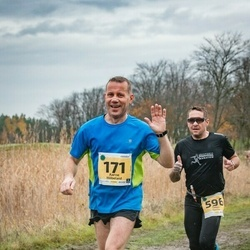 46. Saaremaa kolme päeva jooks - Aarne Hõbelaid (171), Taago Tamm (596)