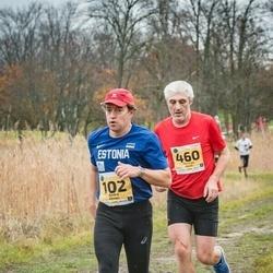 46. Saaremaa kolme päeva jooks - André Abner (102), Toomas Ronk (460)