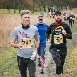 46. Saaremaa kolme päeva jooks - Ülo Urb (227), Aleksei Ronkel (506)