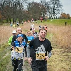 46. Saaremaa kolme päeva jooks - Piret Voogre (118), Caspar Tubarik (275)