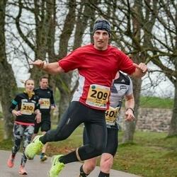 46. Saaremaa kolme päeva jooks - Andre Anis (209)