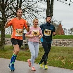 46. Saaremaa kolme päeva jooks - Auri Viitak (361), Andres Veenpere (478), Artjom Vakulenko (978)