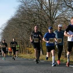 46. Saaremaa kolme päeva jooks - Taavi Ilp (234), Kristjan Ööpik (603)