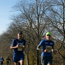 46. Saaremaa kolme päeva jooks - Teedo Melts (483), Gert Hendrikson (710)