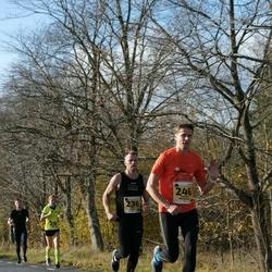 46. Saaremaa kolme päeva jooks - Marek Läte (236), Toomas Männasoo (246)