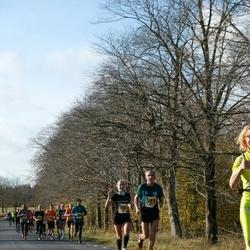 46. Saaremaa kolme päeva jooks - Inga Kree (80), Rain Vellerind (593)