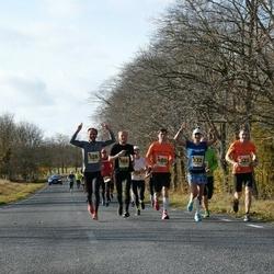 46. Saaremaa kolme päeva jooks - Martin Nelis (166), Diana Kaljuvee (322), Radek Küttis (480)