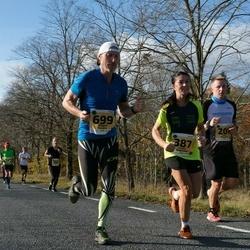 46. Saaremaa kolme päeva jooks - Janika Jürgenson (387), Margus Kaegas (699)