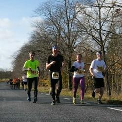 46. Saaremaa kolme päeva jooks - Jüri Vlassov (414), Indrek Võeras (939)