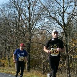 46. Saaremaa kolme päeva jooks - André Abner (102), Ermo Veelain (372)