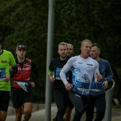 Pärnu Rannajooks - Romet Sutt (19), Roman Jõerand (27), Joosep Karlson (96)