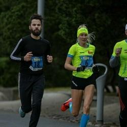 Pärnu Rannajooks - Anu Piiroja (6), Margus Maiste (18)