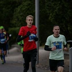 Pärnu Rannajooks - Urmet Stepanov (44), Ravo Puusepp (82)