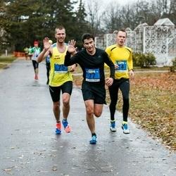 Pärnu Rannajooks - Jaanus Mäe (14), Alari Lumberg (75), Tarmo Maiste (77)