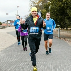 Pärnu Rannajooks - Karmo Vunk (228), Raul Kond (233)