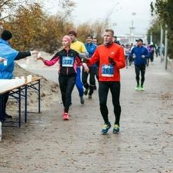 Pärnu Rannajooks - Rait Ermann (261), Mare Ükskivi (732)
