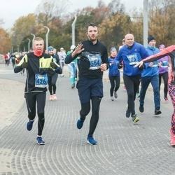 Pärnu Rannajooks - Karli Alliku (426), Kevin Anderson (564), Kaivi Kukk (908)