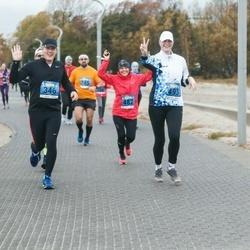 Pärnu Rannajooks - Tarmo Pool (346), Olga Kaareste (482), Keret Einaste (493)