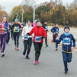 Pärnu Rannajooks - Laura-Liis Juursalu (253), Kristi Johanson (352), Silvia Saarniit (442), Karl Gustav Viisitamm (747)