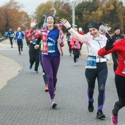 Pärnu Rannajooks - Laura-Liis Juursalu (253), Silvia Saarniit (442)