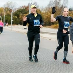 Pärnu Rannajooks - Margus Käsper (438), Oleksandr Skolozhabskyy (906)