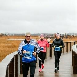 Pärnu Rannajooks - Gunnar Vooremäe (384), Anett Pransmann (917)