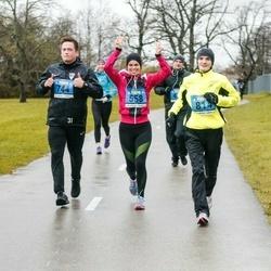 Pärnu Rannajooks - Anita Hohlov (558), Markus Eller (744), Margit Karussaar (814)
