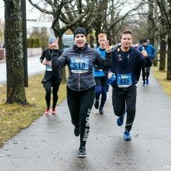 Pärnu Rannajooks - Argo Laurimäe (436), Helena Tammela (518)