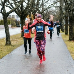 Pärnu Rannajooks - Helis Teearu (491), Kaivi Kukk (908)