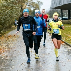 Pärnu Rannajooks - René Pere (43), Mirtti Verbitskas (57)
