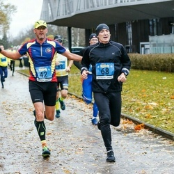 Pärnu Rannajooks - Veljo Vask (42), Kalle Koop (68)